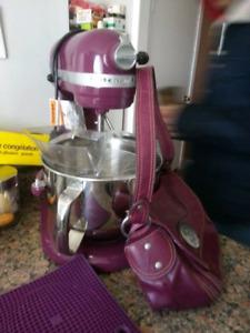 Kitchenaid stand mixer 6-quart