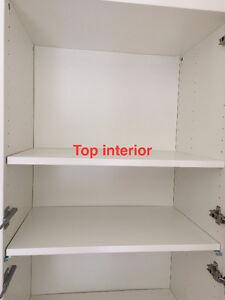 IKEA Besta Cabinet - Single Peterborough Peterborough Area image 3