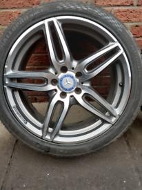19inch AMG W213 Eckalss alloy wheels