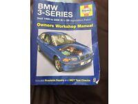 Haynes BMW 3-Series Petrol Service and Repair Manual: 1998 to 2006