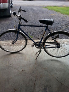 2 BICYCLES FOR SALE.  ONE MEN'S ONE LADIES
