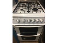 Hotpoint fully gas cooker 50 cm two door latest and reliable model