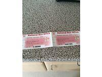 Sundown tickets - Saturday only