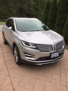 2015 Luxury LINCOLN MKC Reserve , Loaded.