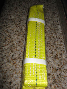 """2"""" x 10' LIFTING SLING WITH END LOOPS"""
