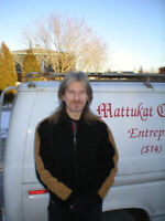 Renovation complete by German carpenter ! Since 1985 in Business