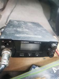 Uniden cb radio.