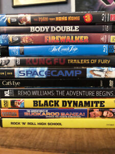 BLU-RAYs & DVDs / prix variables! / Various Prices!