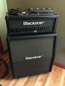 Blackstar ID:100 TVP amp and cabinet for sale
