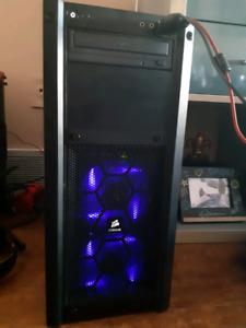 Custom 8 core gaming tower