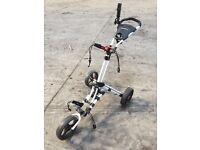 I cart golf trolley