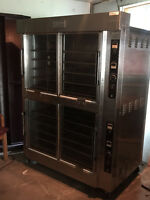 INDUSTRIAL OVEN DOYON JA20 (20 shelves)