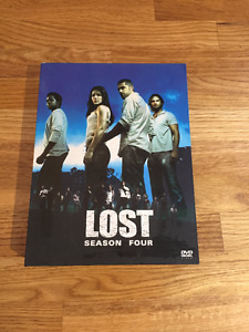 LOST - The Complete Four (4) Season (DVD)