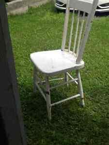 Très vieille chaise