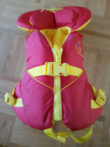 Infant floating jacket