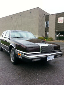 1989 Chrysler New Yorker 50000 kms