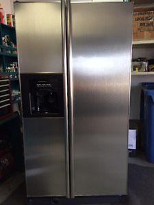 KitchenAid  Stainless Steel Side-by-Side Fridge