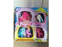 Pony Wonderland Playset Brand New And Boxed