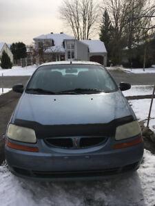 Pontiac Wave 2006 (Deal du siècle)