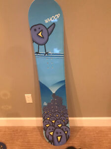 Whoop Firefly Snowboard
