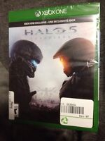 Brand new Halo 5 Guardians for Xbox One