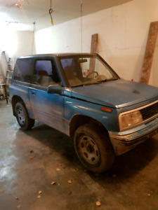 1989 gmc tracker 4x4 with lockers trades