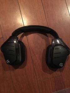 Wireless Logitech g933