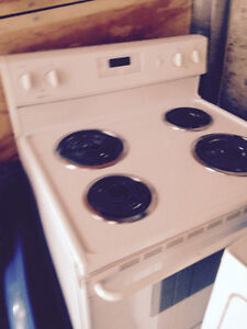Fridge and stove 150$ must go!!