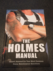 New Book-The Holmes Manual (hardcover)