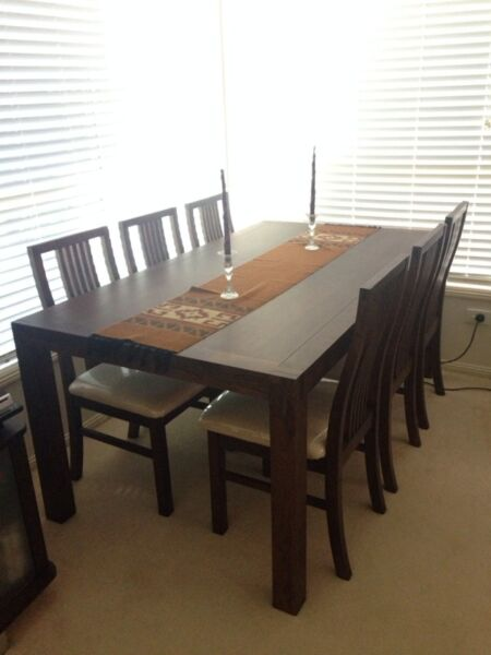Dining table tables chairs brisbane