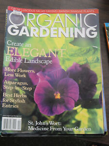 Gardening Books and Magazines West Island Greater Montréal image 4