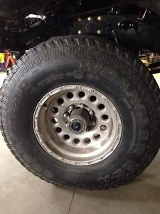 """Lifted Truck Tires- 37"""" Tall"""