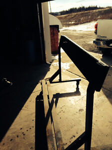 Outboard Stand - Holds Multiple Outboards Peterborough Peterborough Area image 2