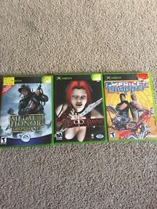 3 XBOX games for a great price!!!