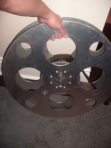 "**Rare collectible Hollywood Goldberg 70mm 24"" Movie Film Reel*"