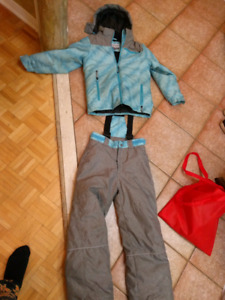 Kids winter jacket and pants