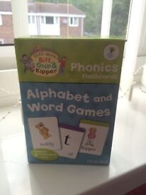 Biff and chip phonics cards