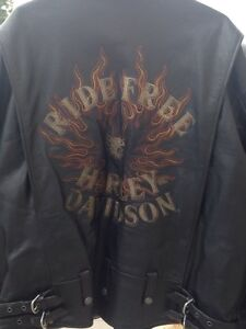 Mens 2XL Harley Davidson Jacket