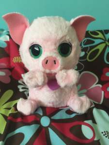 FurReal Friends - Pink Baby Pig *** Like New $12.00