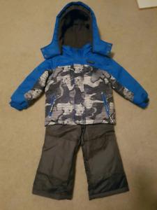 Snowsuit! Size 2 and size 4.