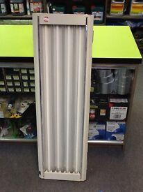 Hydroponic equipment T5 4ft 4bulb vegging fluorescent light. 4x 54w