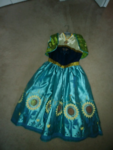 Ana Frozen Fever dress