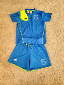 Boys Adidas Shorts & TShirt Age 7-8 yrs