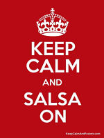 Salsa/Bachata 11x1hour classes 99$ in Rosedale