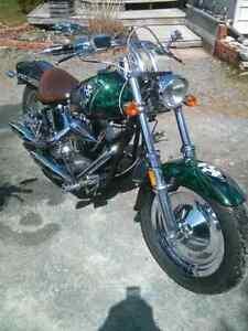 Harley Softail FXSTC