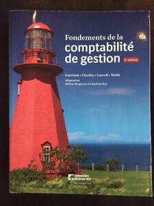 Livres de comptabilité et finance - Université de Moncton