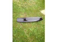 Corsa c Sri 2005 irmscher spoiler in black z20r 07594145438