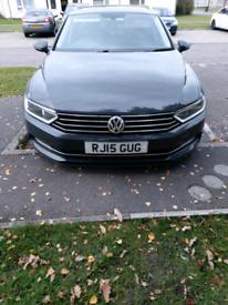 VW Passat Bluemotion 2.0 TDi Estate