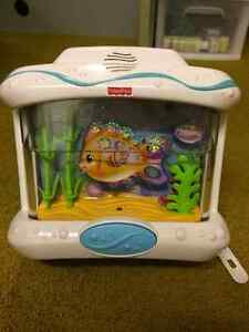 Fisher Price Aquarium / Baby Crib Mobile