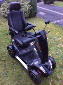 Almost new TGA VITA SPORT Mobility Scooter **FREE DELIVERY IN UK**